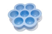 POPFEX Baby Food Multiportion Freezer Tray - BLUE